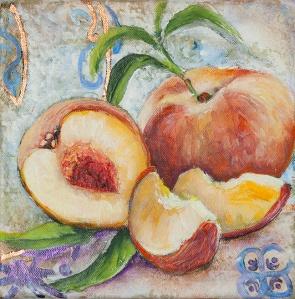 Contemporary Peaches