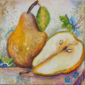 Contemporary Pears