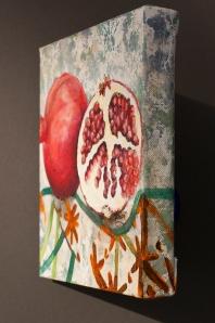 Pomegranate Party edge small