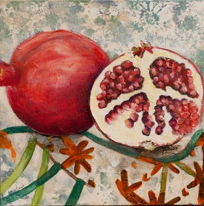 Pomegranate Party small
