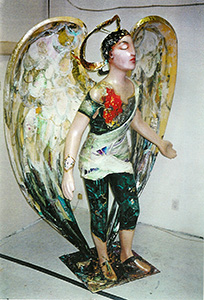 Archetype of the Feminine Angel, Angel Project
